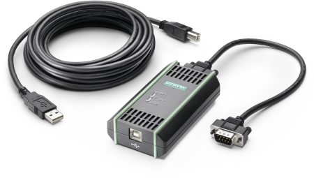Siemens 6ES79720CB200XA0 s7 usb pc adapter