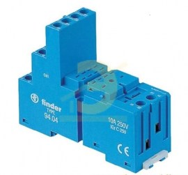 Finder 9404SPA Base relay