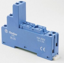 Finder 9505SPA base relay