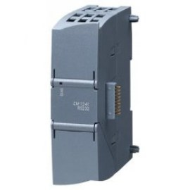 Siemens 6ES72411AH300XB0 interface comunicaciones rs232
