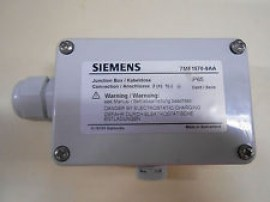 Siemens 7MF15708AA junction box